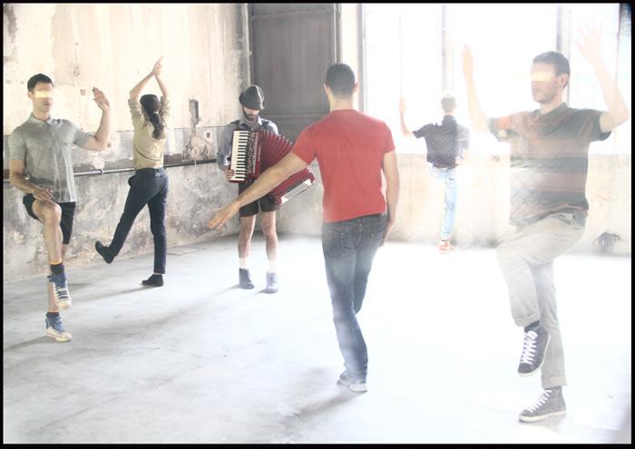 """""""Incontro alla danza"""" al Romaeuropa festival2012"""