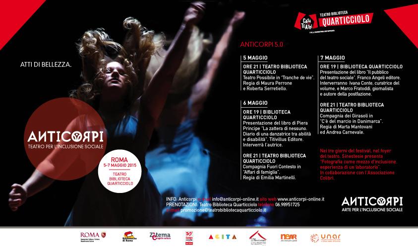Anticorpi 5.0 – Festival di teatro per l'inclusione sociale