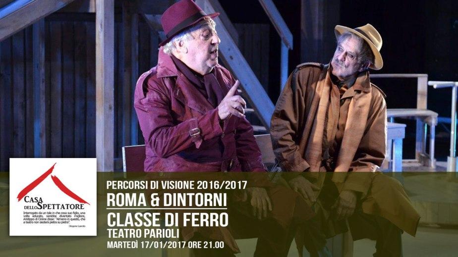 Roma & Dintorni – Classe diFerro
