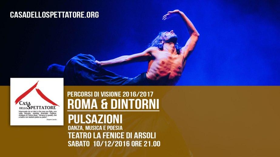 Roma&Dintorni – Pulsazioni