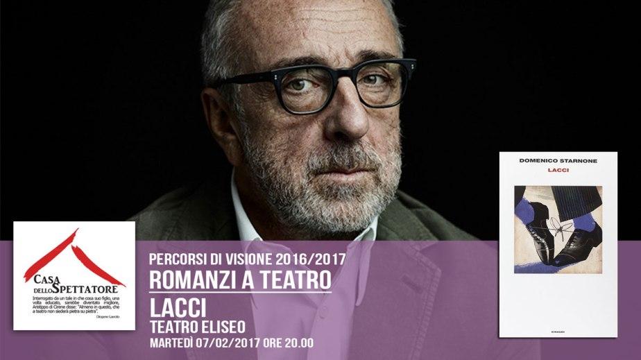 Romanzi a teatro –Lacci