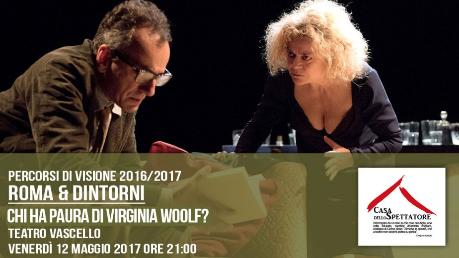Roma & dintorni – Chi ha paura di Virginia Woolf?