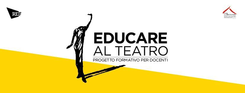 Educare al Teatro – RomaeuropaFestival