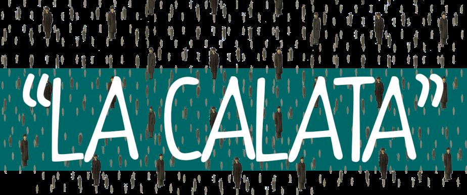 """""""La Calata"""" / Cittadino espettatore"""