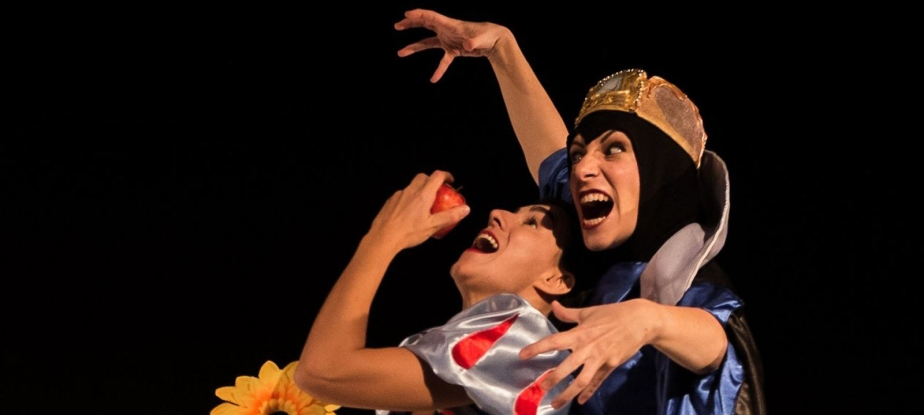 Famiglie a teatro – Biancaneve, la verastoria