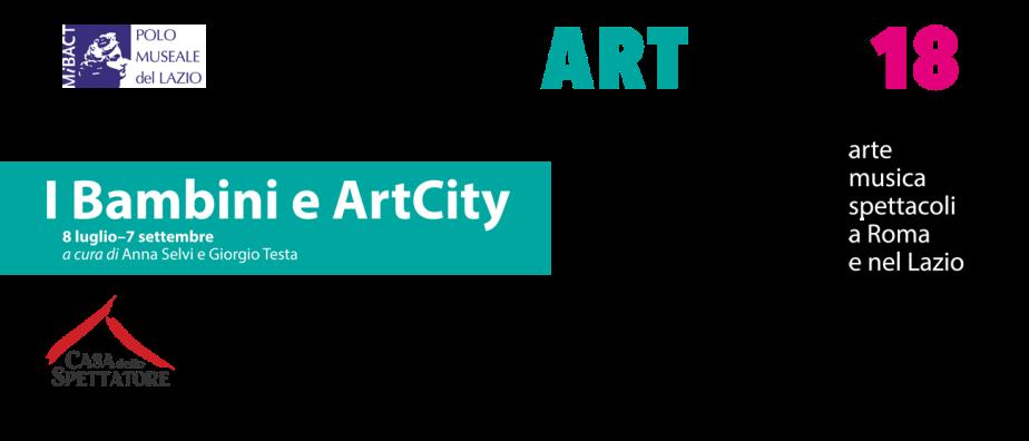 I Bambini e ArtCity: la didattica della visione tra museo eteatro
