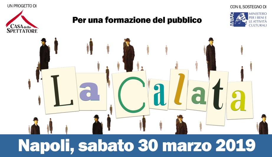 """""""La Calata"""" a Napoli. Il 30 marzo2019"""