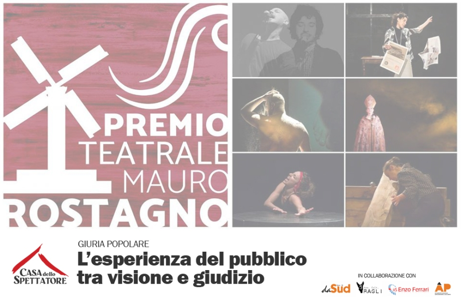 L'esperienza del pubblico tra visione e giudizio – Premio MauroRostagno